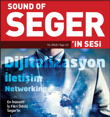 SEGER'İN SESİ - SOUND OF SEGER - SAYI 13 - 2018 SAYISI